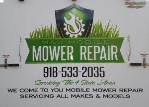 M&J Mobile Mower Repair