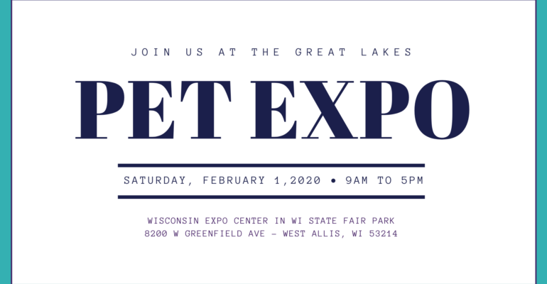 2020 Great Lakes Pet Expo