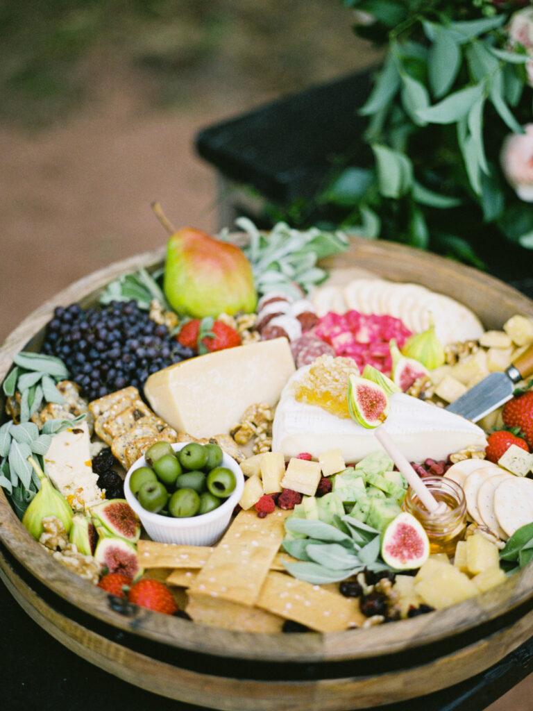 Gourmet Food - Charcuterie Board