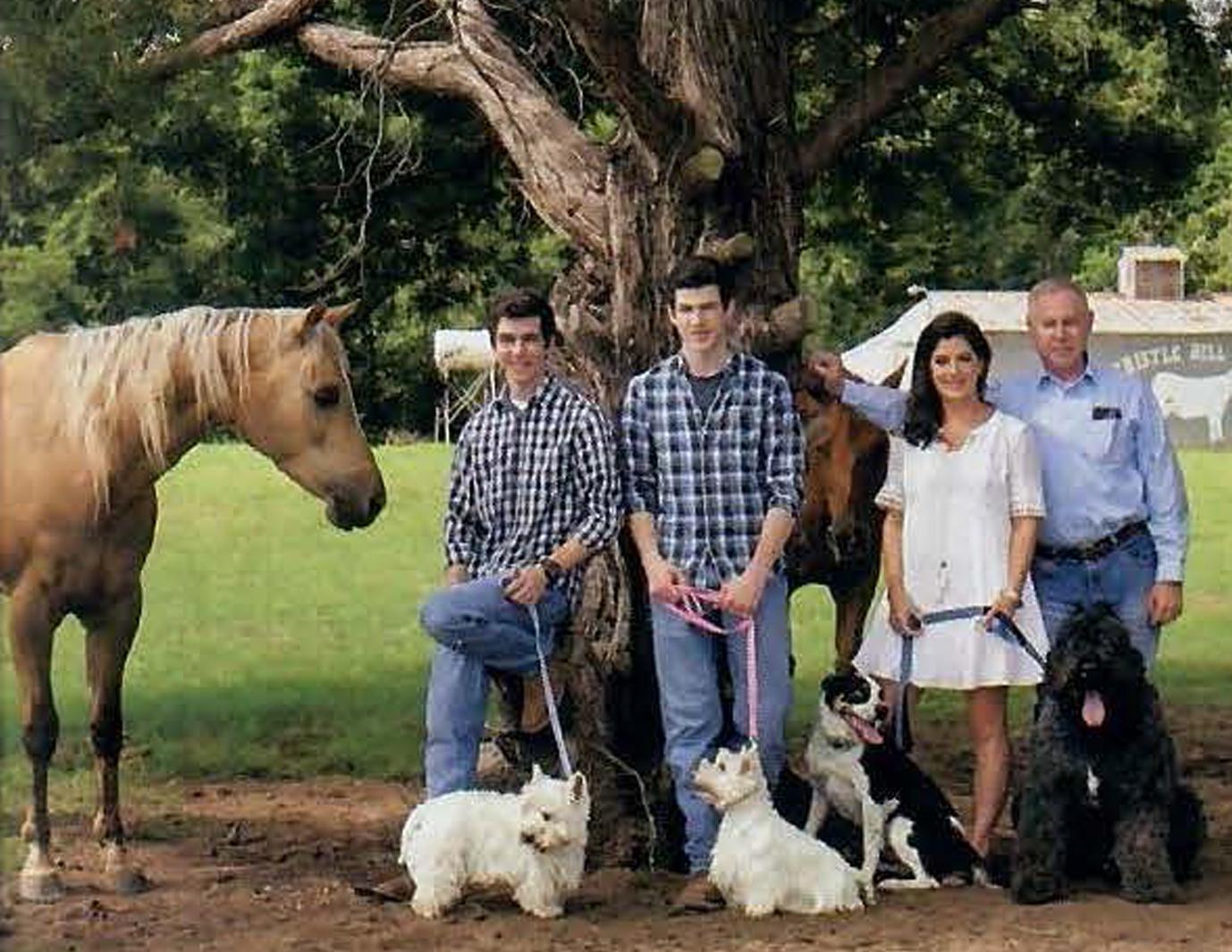 The Horowitz Family