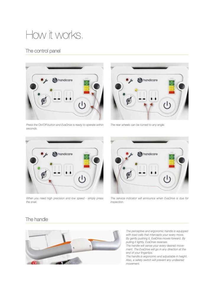 SPH Medical_EvaDrive_Controls