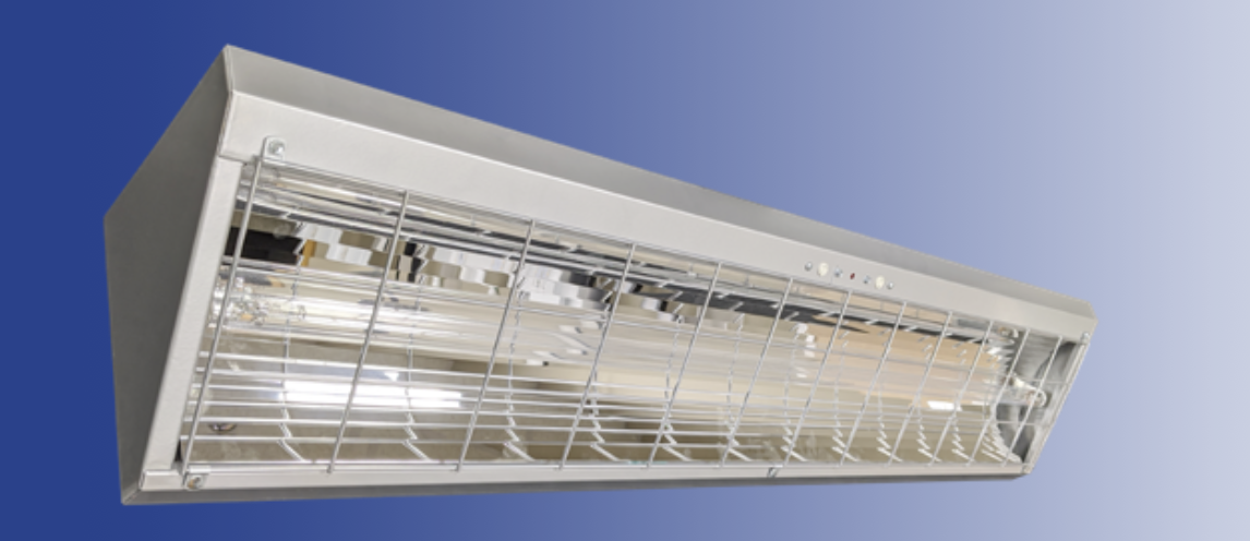 Ceiling Mounted UVC Disinfection