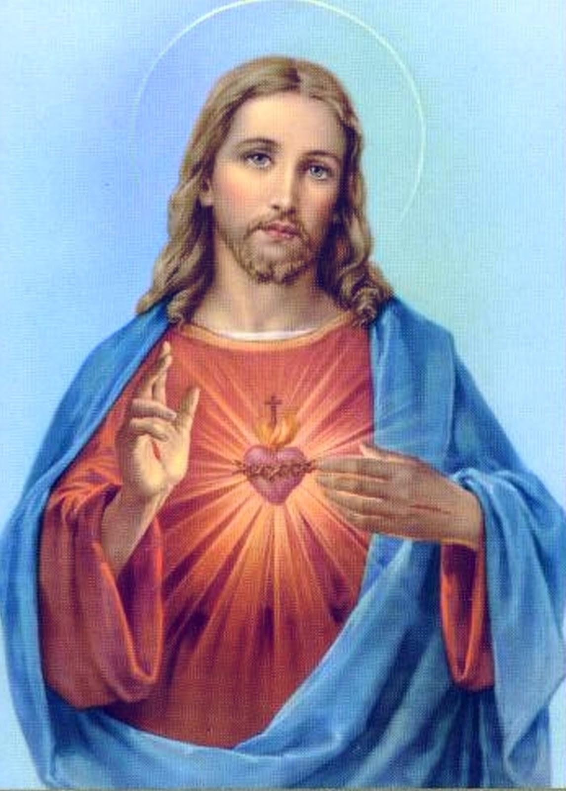 耶稣圣心敬礼