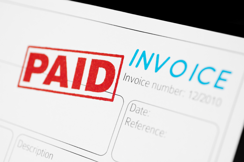 How to invoice your copywriting clients