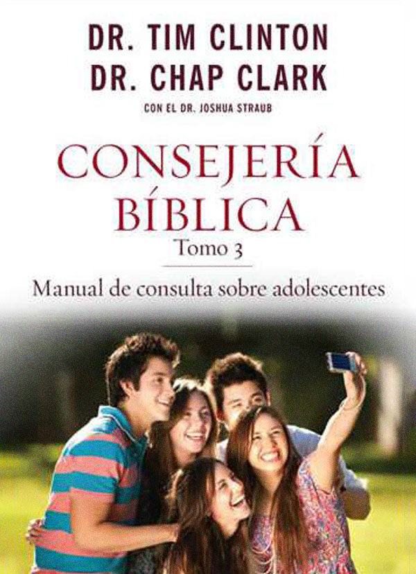 Portada de Consejería Bíblica 3: manual de consulta sobre adolescentes