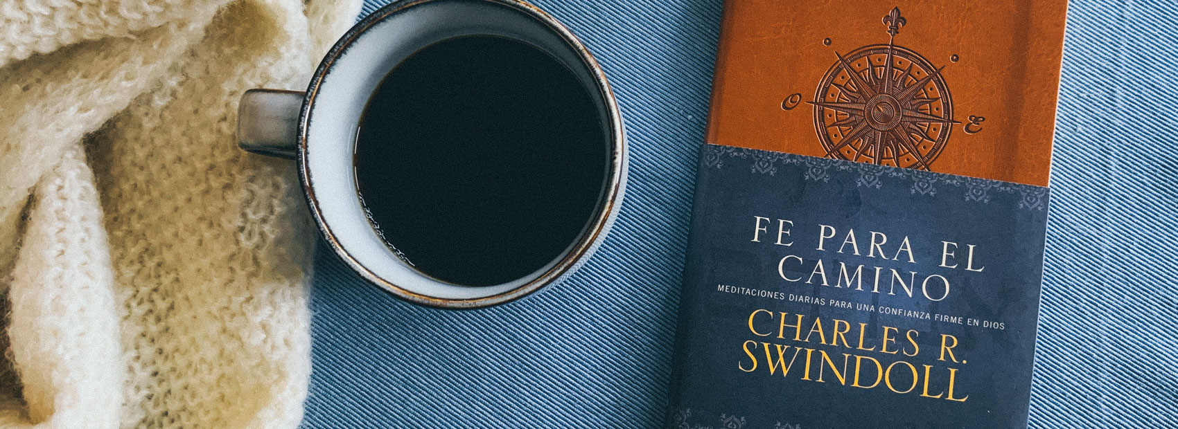 Fotografía de fe para el camino - suscripción al devocional semanal
