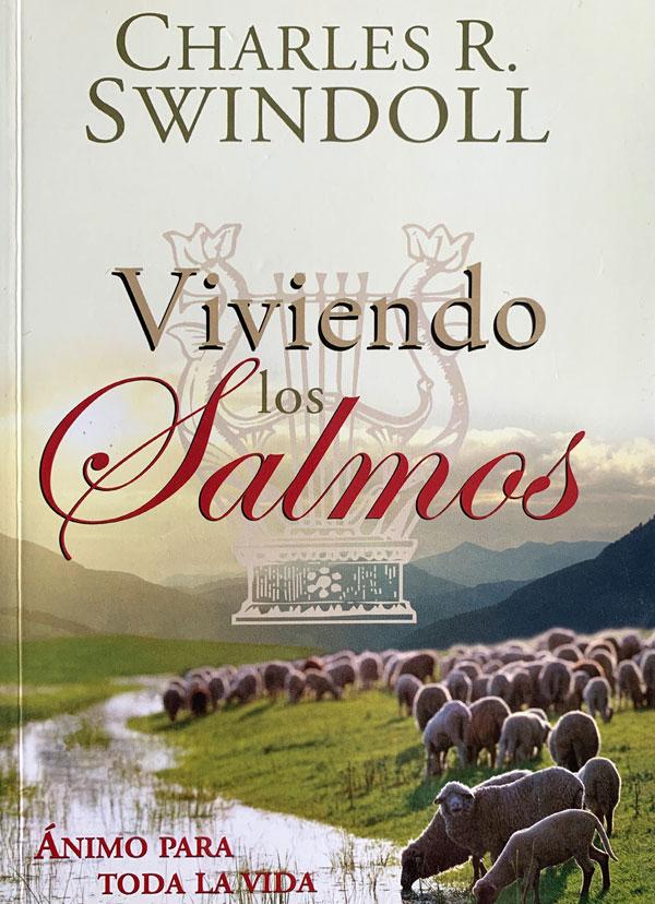 Portada de Viviendo los Salmos de Charles R. Swindoll