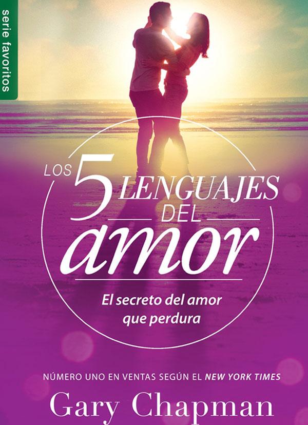 Portada de Los 5 Lenguajes del Amor