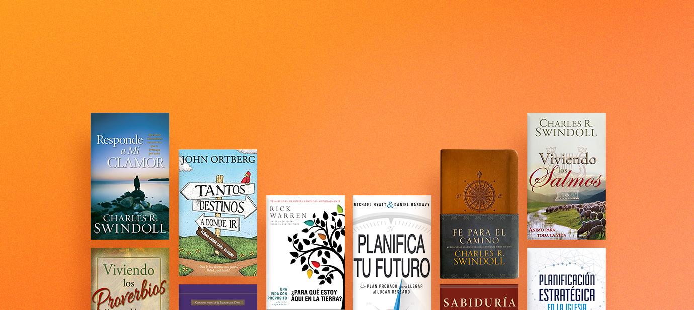 Colección de libros enero 2021