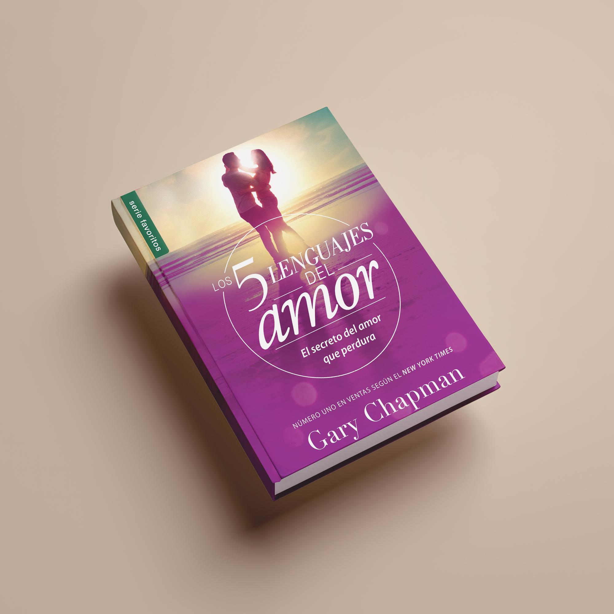 Portada del libro los 5 lenguajes del amor de Charles R. Swindoll