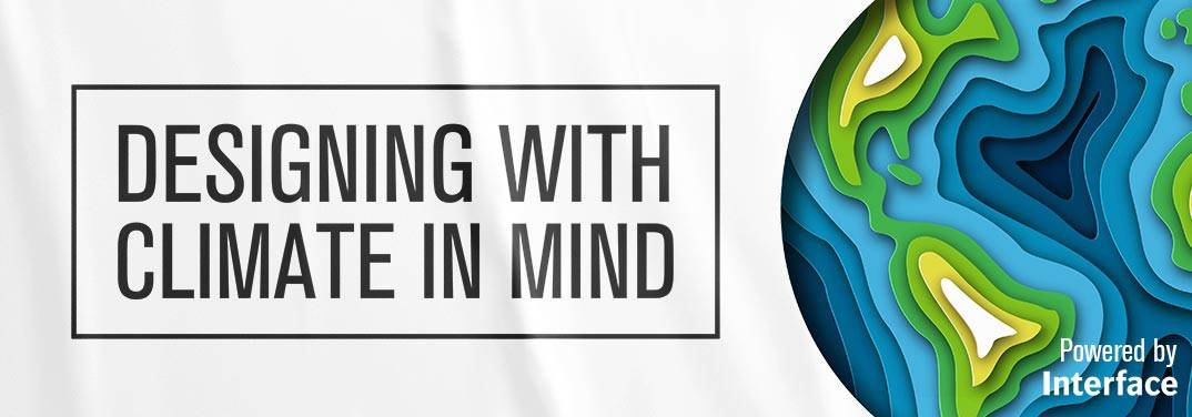 Banner for Designing with Climate in Mind
