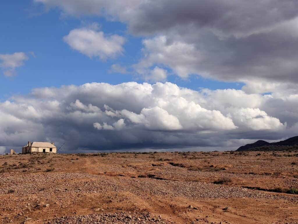 Marachowie Homestead (Image Credit: Tom Dorman)