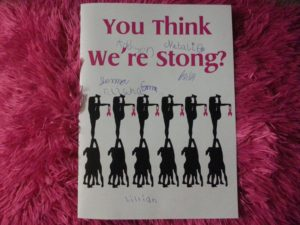 Mary Strong Card!