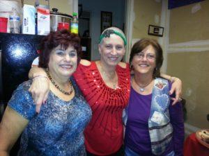 Debbie Mary & Nancy (MY sisters!)