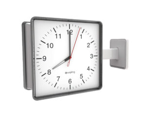 Sapling-Analog-Square-Double-Mount-Angle-View-Dial-D-Hands-1-Gray-Pole-H