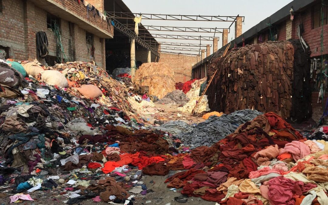 Fast fashion killing the planet?