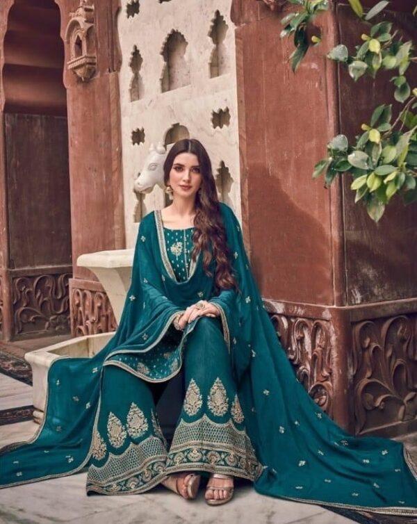 SALWAR SUITS, Punjabi Suite, Silk Salwars