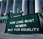 Women are not equal according to the U.S. Constitution