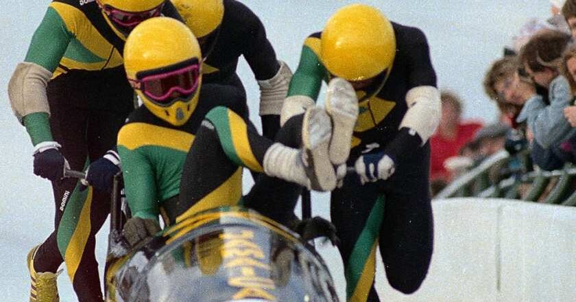 Jamaican Bobsleigh team sets sight on Olympic glory