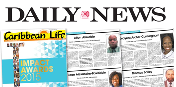 The 2015 Caribbean Life Impact Awards