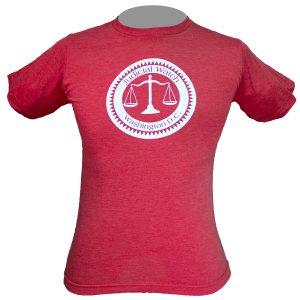 50/50 Heathered Tee Shirt