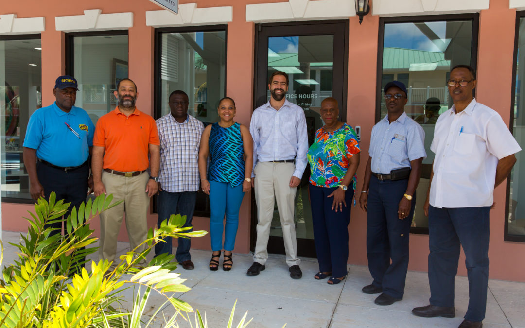 New Providence Water Development Company (NPWDCo) Establishes New Home Base at Old Fort Bay