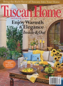 Tuscan Home Premier Issue 2015
