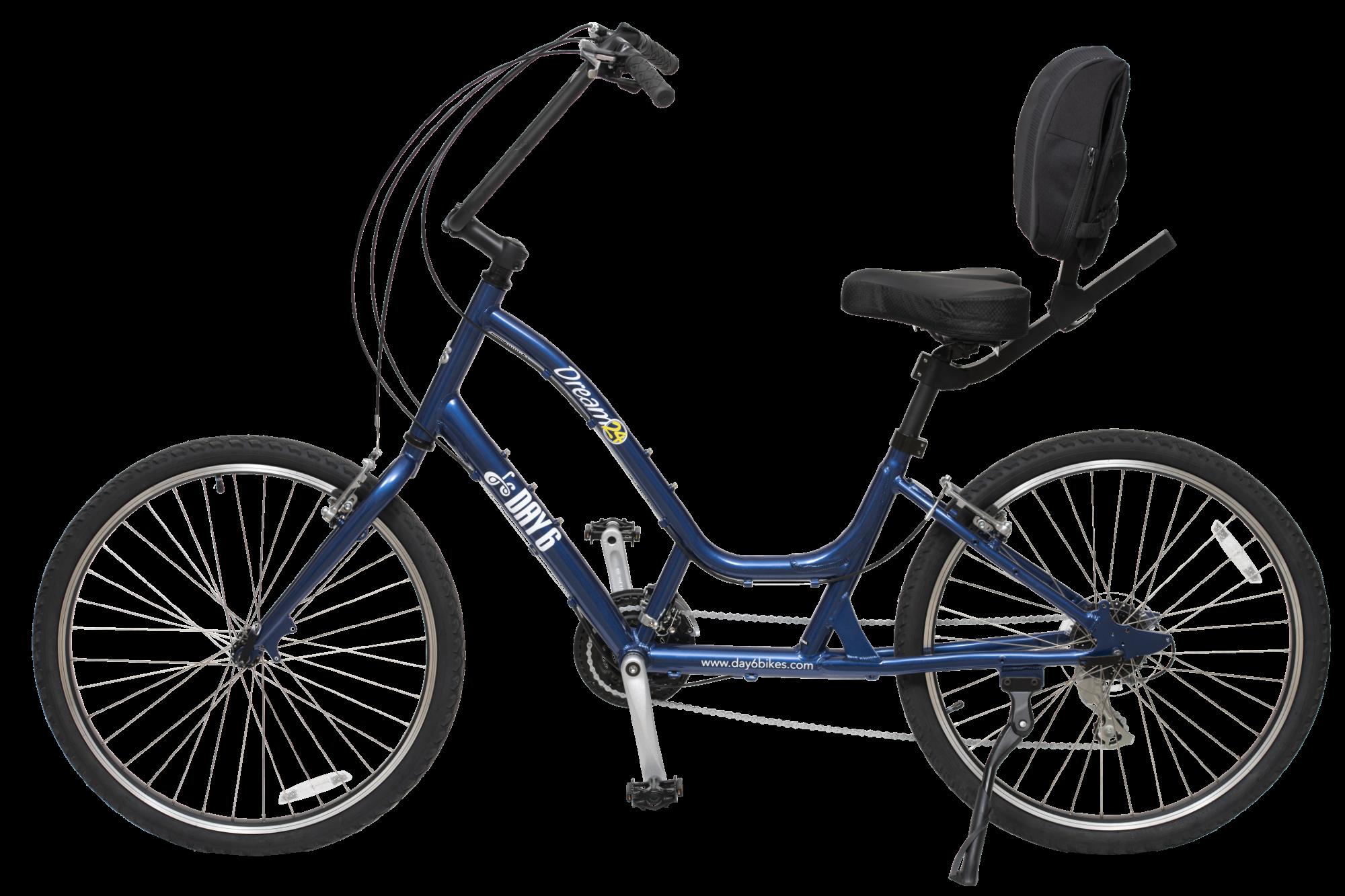 Dream24/Large/Nautical Blue/Sport Seat