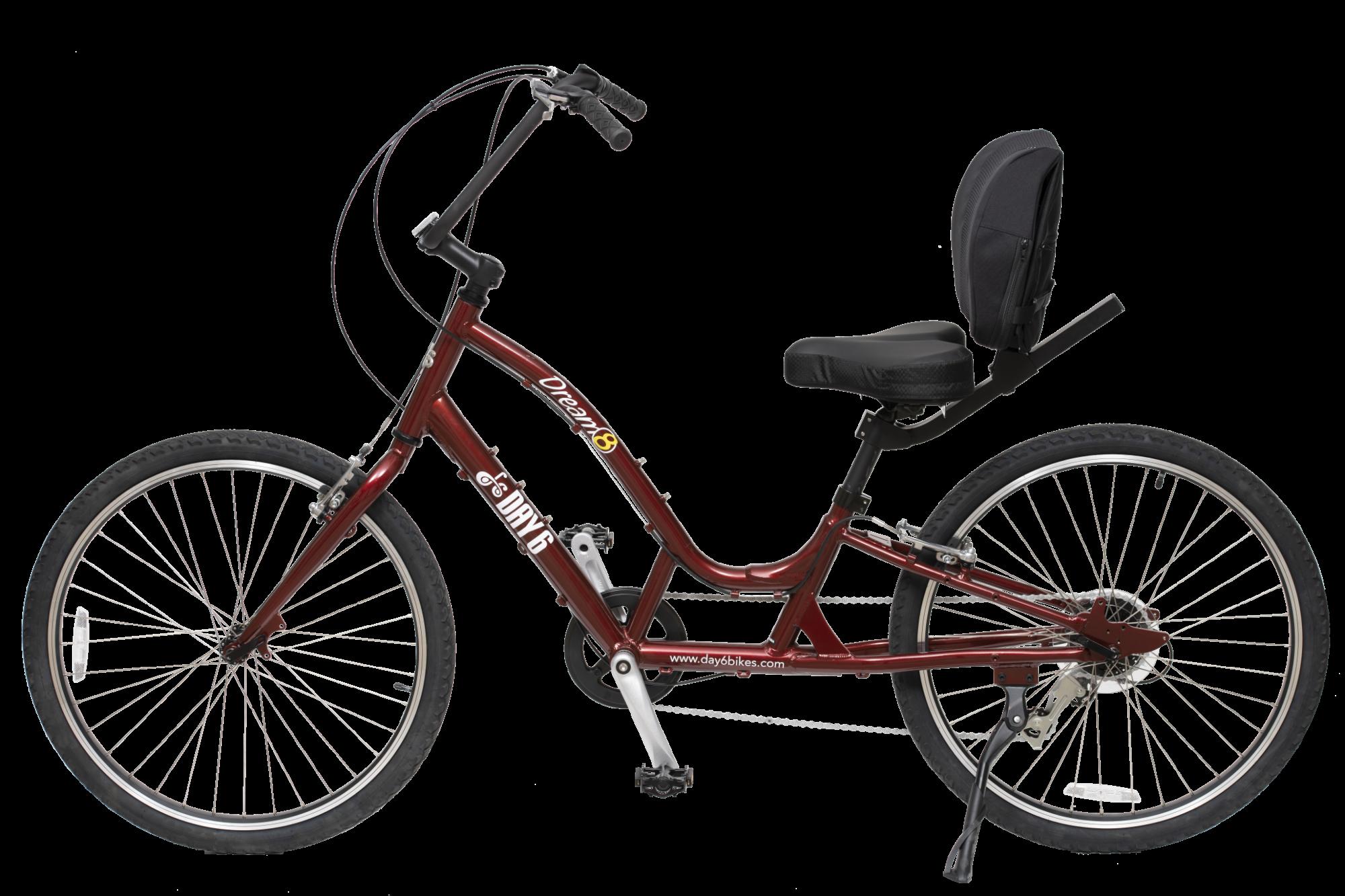 Dream8/Small/Cinnamon/Sport Seat
