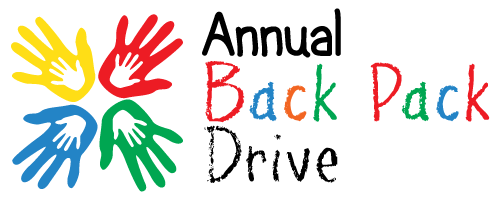 Annual Backpack Drive