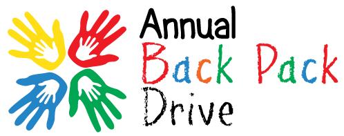 Annual Backpack Drive