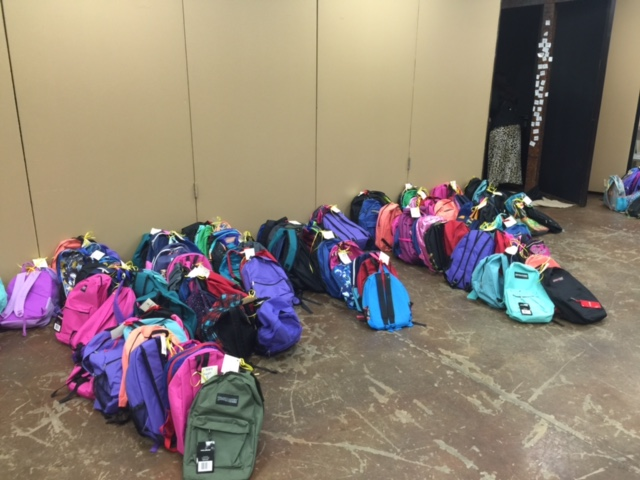 Help a Child with a School Backpack