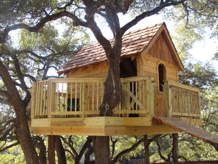 Austin Tree Houses – About
