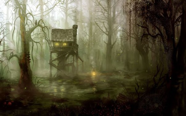 Spooky in the Swamp