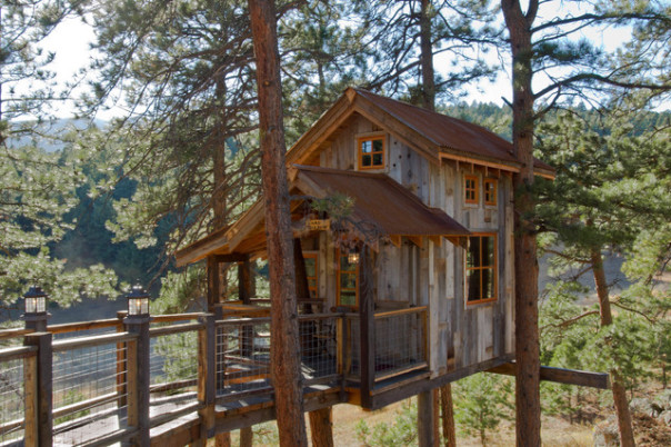 Trestlewood Tree House