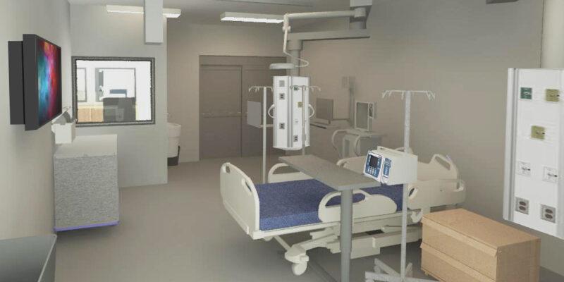 ICU Render