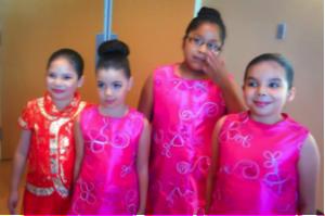 TIA Shines at Language Fair