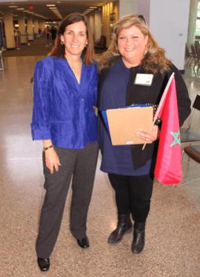 Martha McSally & Dr J Career & College Days