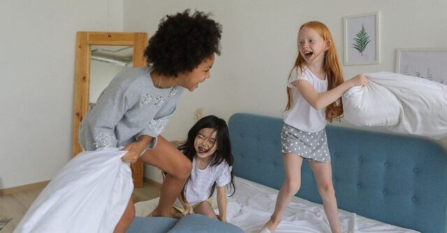 4 Bedtime Mistakes Parents Make
