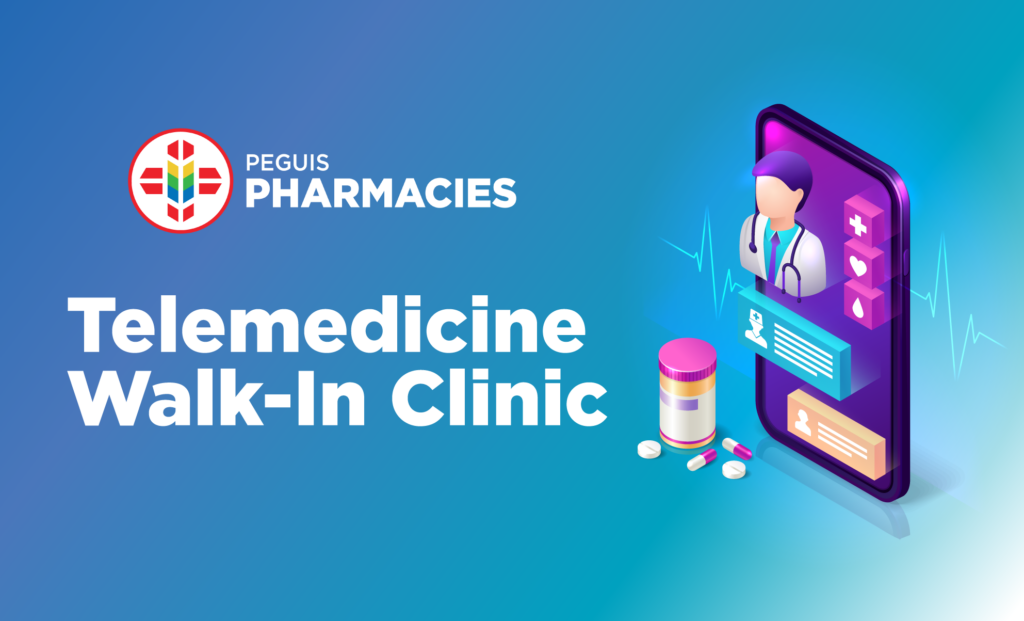 Telemedicine Walk-In Clinic Now Available