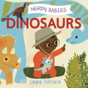 Nerdy Babies Dinosaurs