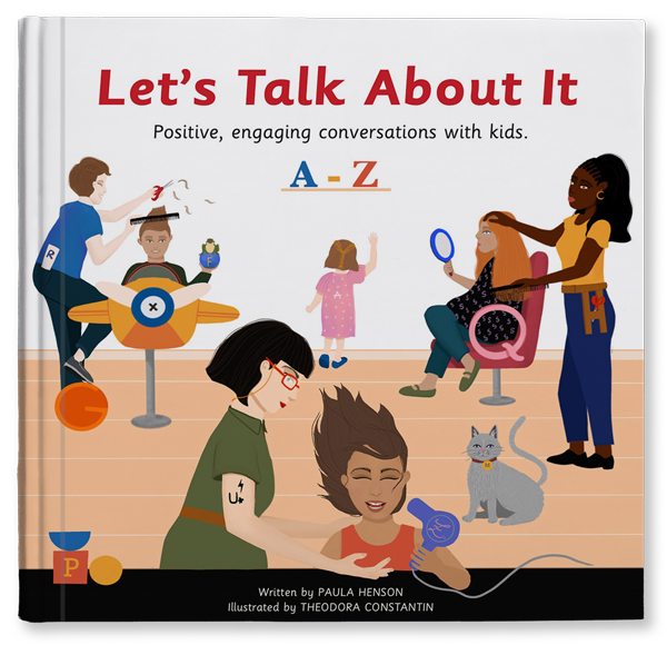 Let's Talk About It by Paula Henson