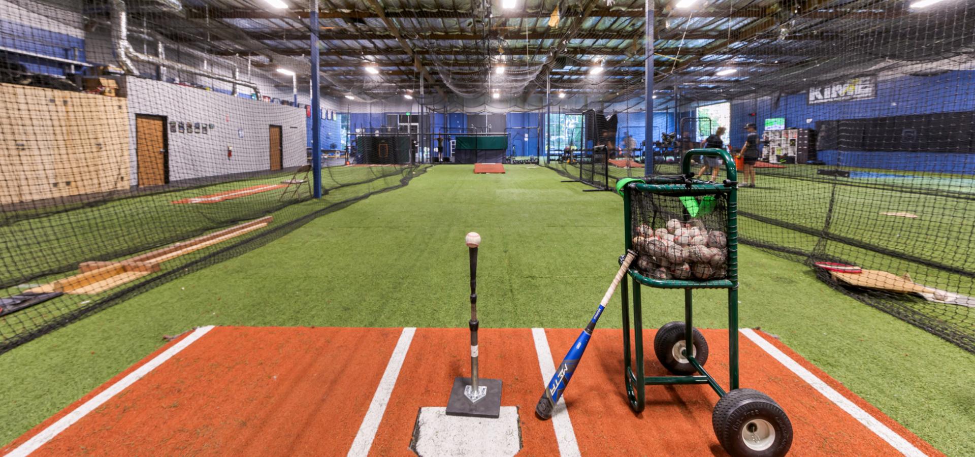 baseball training in sac