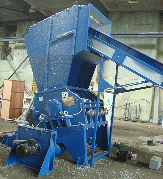 3147CMSD Super Duty copper Granulator