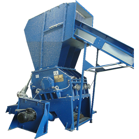 3147CMSD Super Duty Granulator