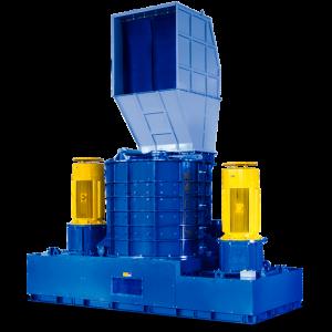 CMSHV-150 Vertical Shredder