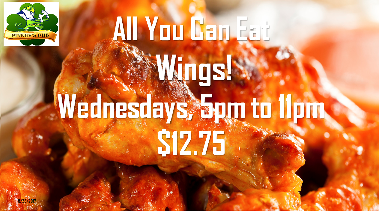 All You Can Eat Wings