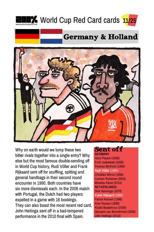 11 germany holland
