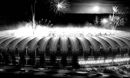 The 200% World Cup – Artist's Impression number 3