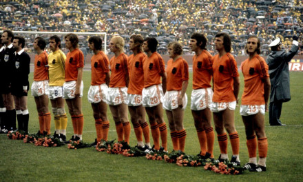 Video of the Day: Netherlands vs Argentina, June 1974